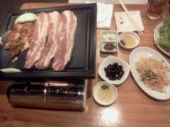 haruca 公式ブログ/韓国料理。 画像1