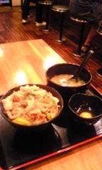 赤坂直人 公式ブログ/すた丼 画像1