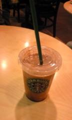赤坂直人 公式ブログ/スタバ 画像1