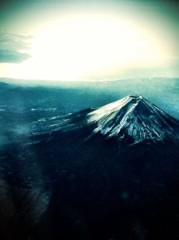 石坂優子 公式ブログ/富士山 画像1