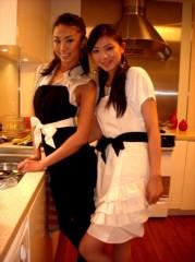 石坂優子 公式ブログ/おそろいのエプロン♪ 画像1