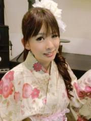 城所葵 公式ブログ/四部・白浴衣でせくしー 画像1