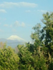 城所葵 公式ブログ/富士山 画像1