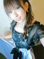 城所葵 公式ブログ/三部・ドレスでせくしー 画像3