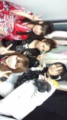 城所葵 公式ブログ/ライブ終わってただいま帰りカモ(^_^)v 画像1