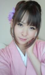 城所葵 公式ブログ/腕まくら☆ 画像1