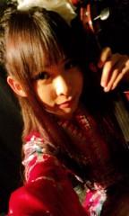 城所葵 公式ブログ/豆乳抹茶☆ 画像1