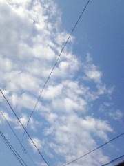 城所葵 公式ブログ/青空の予感。 画像1