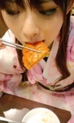 城所葵 公式ブログ/食べておしまいっ 画像1