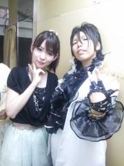 城所葵 公式ブログ/秋葉原PENTAGONさん☆ありがとうございましたo(^-^)o 画像1
