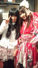 城所葵 公式ブログ/23日新宿ルイードさんライブれぽ�響ちゃん 画像1
