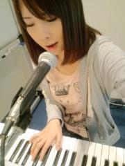 城所葵 公式ブログ/歌うあおむし 画像1