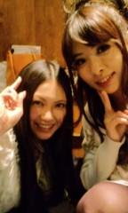 城所葵 公式ブログ/日曜日のライブより☆�朝倉咲ちゃん 画像1