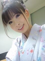 城所葵 公式ブログ/ストライドガム日刊受付嬢有難うございましたぁ! 画像1