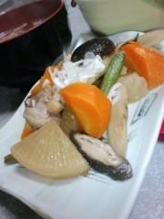 城所葵 公式ブログ/煮物作りましたo(^-^)o 画像2