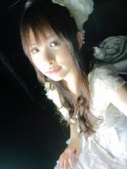城所葵 公式ブログ/三部は夢幻之城・白バージョン衣装 画像2