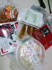城所葵 公式ブログ/甘い物と精が付くものは大好き(笑) 画像2