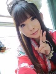 城所葵 公式ブログ/有難うございました!(b^ー°)草加駅ストリートライブ☆ 画像1