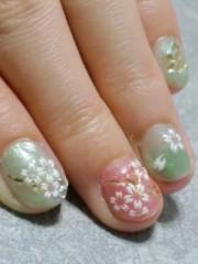 城所葵 公式ブログ/桜咲く。 画像3