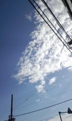 城所葵 公式ブログ/おっきな青空! 画像1