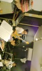 城所葵 公式ブログ/米スティックさんとリハーサルちう♪ 画像1