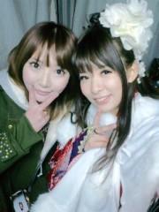 城所葵 公式ブログ/24日代々木公園ライブれぽ�美裕ちゃん 画像1
