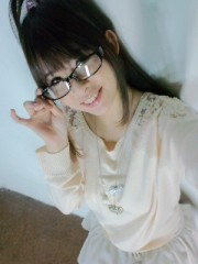 城所葵 公式ブログ/本日のメガネアオーイ☆ 画像1