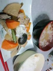 城所葵 公式ブログ/煮物作りましたo(^-^)o 画像1