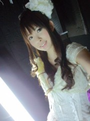 城所葵 公式ブログ/三部は夢幻之城・白バージョン衣装 画像1