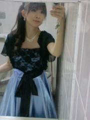 城所葵 公式ブログ/三部・ドレスでせくしー 画像1