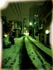 ほんまかよこ 公式ブログ/雪上がり(・∀・) 画像2
