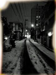 ほんまかよこ 公式ブログ/雪上がり(・∀・) 画像3