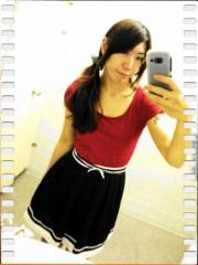 ほんまかよこ 公式ブログ/赤い服ぅー(o´З`)ノ 画像1