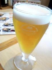 ほんまかよこ 公式ブログ/昼ビール♪ 画像1