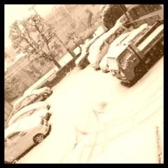ほんまかよこ 公式ブログ/東京も雪化粧。 画像2