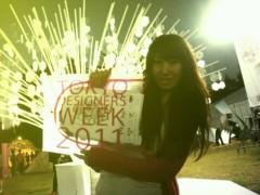 ほんまかよこ 公式ブログ/TOKYO DESIGNERS WEEK 2011 画像2