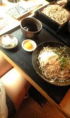 ほんまかよこ 公式ブログ/お蕎麦〜(´∀`) 画像1