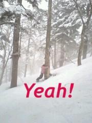 ほんまかよこ 公式ブログ/苗場スキー場OPEN☆ 画像1