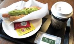ほんまかよこ 公式ブログ/タリーズコーヒー(*´∀`) 画像1