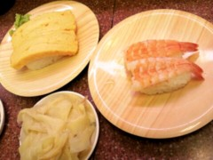 ほんまかよこ 公式ブログ/Revolving sushi! 画像1