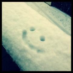 ほんまかよこ 公式ブログ/東京も雪化粧。 画像1