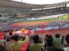 ほんまかよこ 公式ブログ/スポーツ祭東京2013 開催中! 画像3