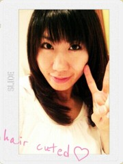 ほんまかよこ 公式ブログ/カムバック!前髪ちゃん♪ 画像1