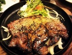 ほんまかよこ 公式ブログ/THE 肉食 画像1