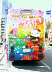 ほんまかよこ 公式ブログ/HATO BUS × HELLO KITTY 画像1
