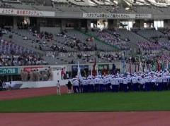 ほんまかよこ 公式ブログ/スポーツ祭東京 総合閉会式! 画像3