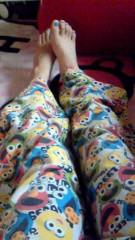 音羽七美 公式ブログ/セサミのパジャマ可愛いしょ 画像1