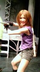 音羽七美 プライベート画像/2011年4月舞台(*^o^)/\(^-^*) しゃきーん