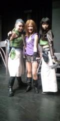 音羽七美 プライベート画像/2011年4月舞台(*^o^)/\(^-^*) またまた