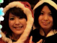 音羽七美 プライベート画像/世の中はクリスマス 友達と